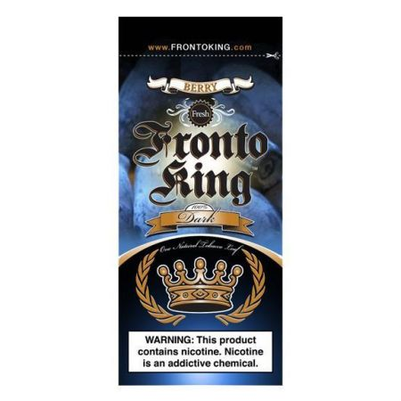 FRONTO KING WHOLE LEAF-BERRY-1PK