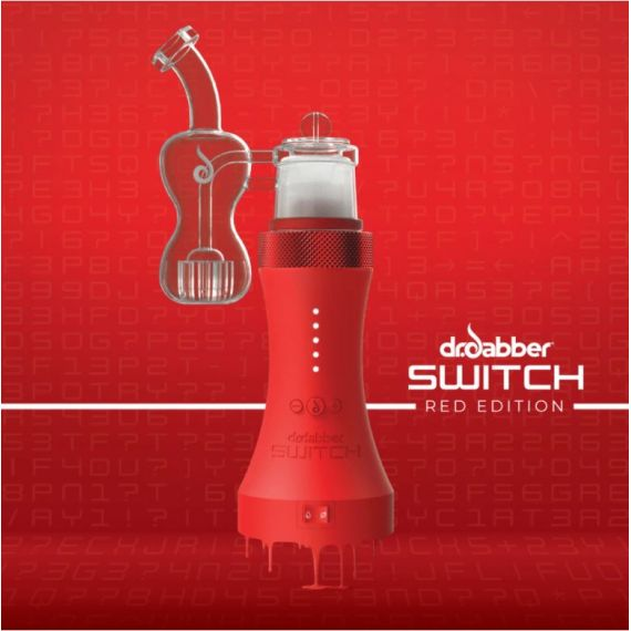 DR DABBER SWITCH: RED EDITION