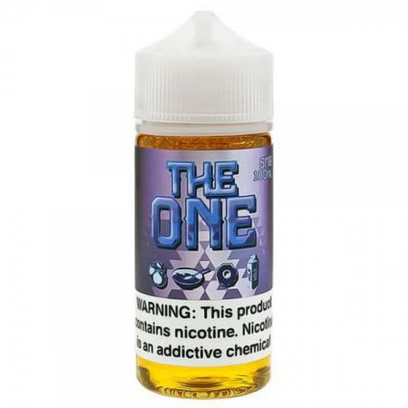 THE ONE 100ML - BLUEBERRY