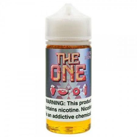 THE ONE 100ML - STRAWBERRY