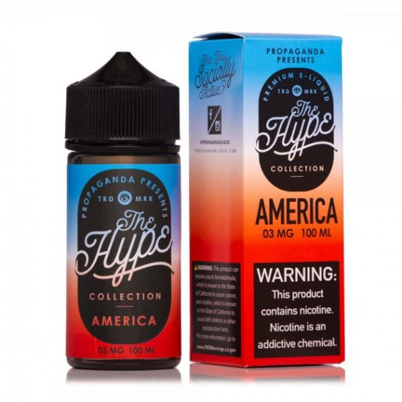 PROPAGANDA THE HYPE 100ML - AMERICA