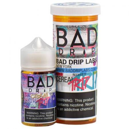 BAD DRIP 60ML-CEREAL TRIP