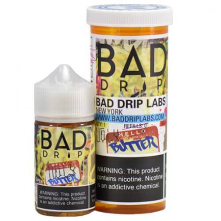 BAD DRIP 60ML-UGLY BUTTER