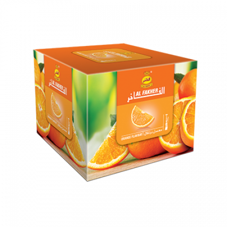 AL-FAKHER SHISHA  250GM- ORANGE