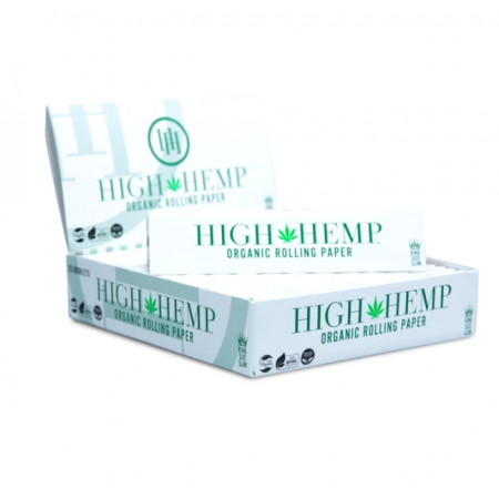 HIGH HEMP ORGANIC ROLLING PAPER KING SIZ...