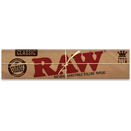 RAW CLASSIC KINGSIZE PAPERS