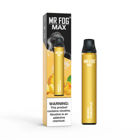 MR FOG MAX  5% - MANGO PINEAPPLE