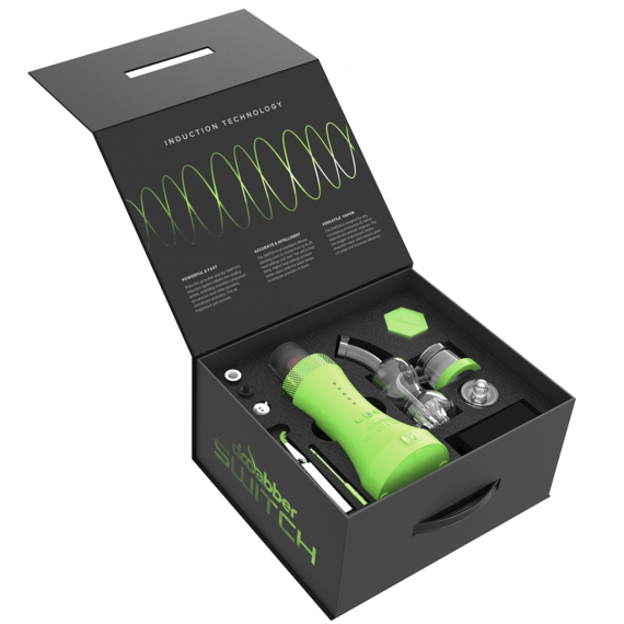 DR. DABBER SWITCH: SLIM GREEN LIMITED EDITION