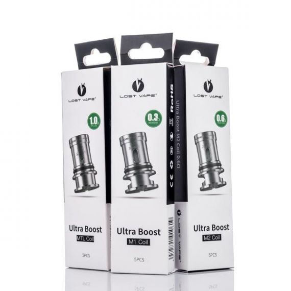 LOST VAPE Q ULTRA- REPLACEMENT COILS