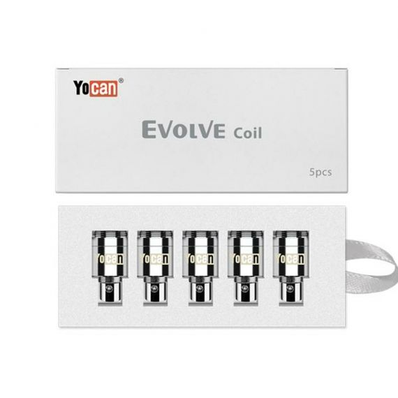 YOCAN EVOLVE  REPLACEMENT COIL 5PK