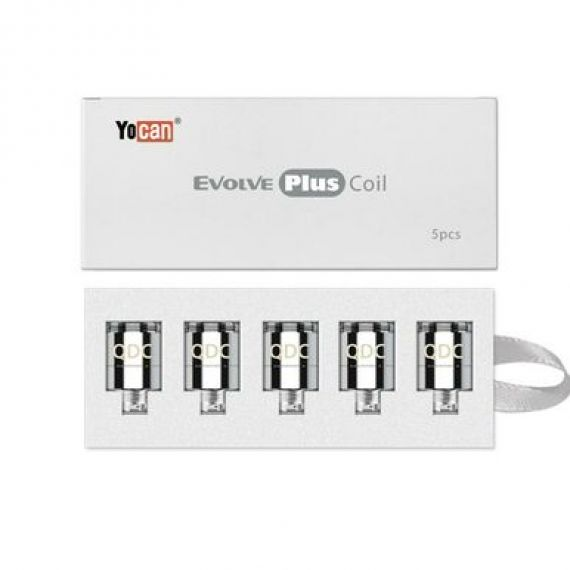 YOCAN EVOLVE PLUS REPLACEMENT COIL 5PK